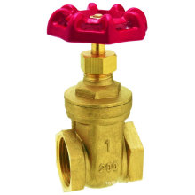 J1001 Full Port Brass Gate Valve